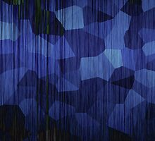 Dark Blue Spots by lolohannah