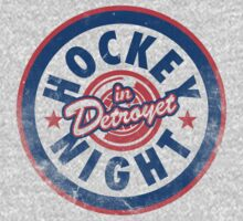 Hockey Night in Detroyet by thezuba