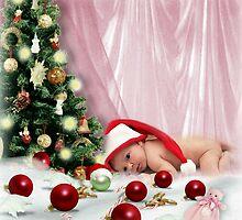 Santa Baby by Morag Bates