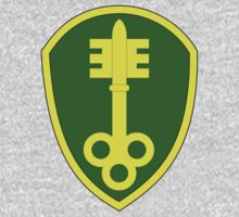 US 300th Military Police- Golden Key by cadellin