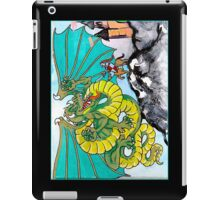 facing your fear iPad Case/Skin