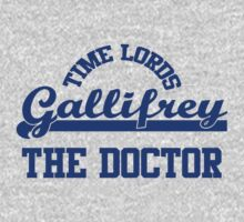 The Doctor Gallifrey Time Lords by rexannakay