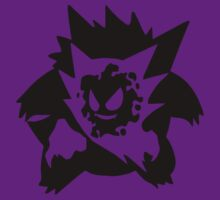 Gengar by than0s21