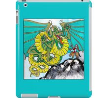 final fight (square) iPad Case/Skin