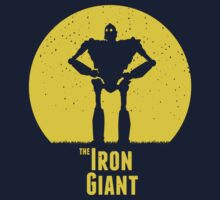 The Iron Giant by ikarus³ .