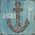 Nautical Anchor by DebbieDeWitt