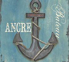 Nautical Anchor by Debbie DeWitt
