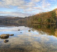 Rydal Water,The Lake District by VoluntaryRanger