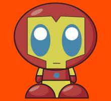 Mini Iron Man by JazznProduction