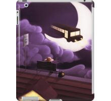 Night passenger iPad Case/Skin
