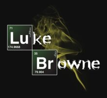 Personalised Breaking bad / Browne by RudieSeventyOne