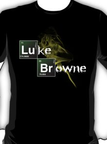 Personalised Breaking bad / Browne T-Shirt