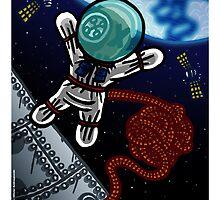 Un voyage dans l'espace by fatherkojak