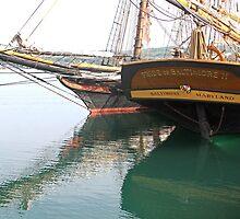 Tall Ships by photobear