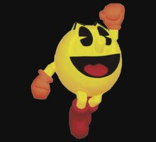 Pac Man by gamingshirts