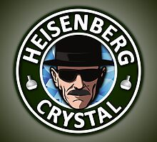 Heisenberg Crystalbucks by jpmdesign