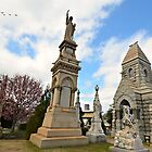 Historic Oakland Cemetery, Atlanta, Ga by Scott Mitchell