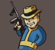 Fallout Boy Gangster/Gambler by ----User