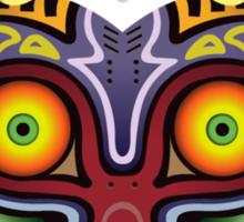 Majoras mask Sticker