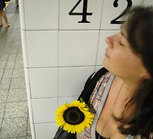 Sunflower on 42nd by Pamnani  Photography