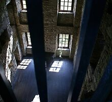 Inside Huntingtower Castle by Escocia Photography