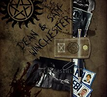 Supernatural The Winchester Journal by viperbarratt