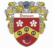 Duncan Coat of Arms/Family Crest by William Martin