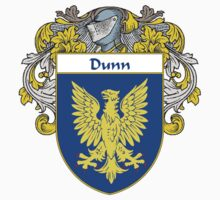 Dunn Coat of Arms/Family Crest by William Martin