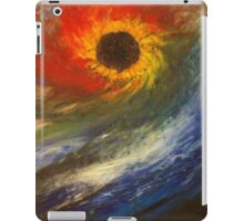 A flower of beauty and compassion iPad Case/Skin