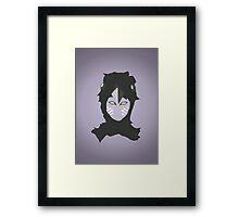 Suzy Framed Print