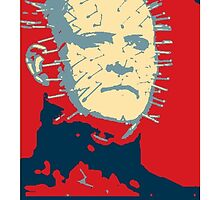No Hope Pinhead by tyvansant
