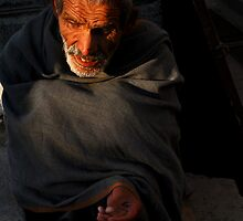 Spiritual begger by Zohaib Ali