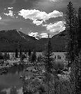 Rocky Mountain Brook by njordphoto