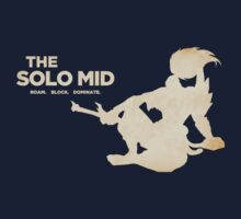 The Solo Mid - Yasuo by Welterz