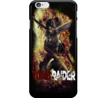 Tomb Raider iPhone Case/Skin