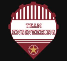 Team Engineering Kids Clothes