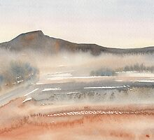 Roseberry Topping by Val Spayne