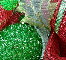 Christmas Decor 1 by Vonda McNulty
