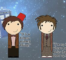 Day of the Doctor by mimiboo