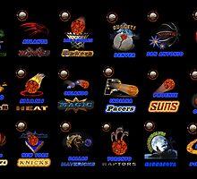 NBA Team Logos Collector edition by nhk999