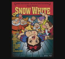 Snow White - Pulp Fiction parody by kazkami