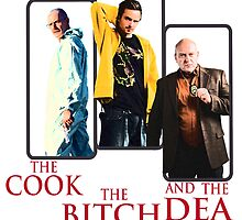 The Cook The Bitch And The DEA  by Isaac Simmons