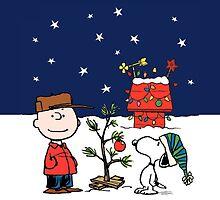 Charlie Brown Chrismas by shnook21