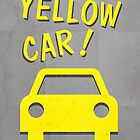 Yellow Car! by William Cockram