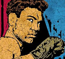 "JACK DEMPSEY ""THE MANASSA MAULER""-2 by OTIS PORRITT"