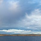 Bruny Island Crossing Panorama by Will Hore-Lacy