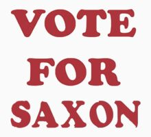 Vote for Saxon by BSRs