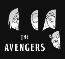 With The Avengers by Joshua Bowling