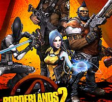 Borderlands 2 by Thafrayer