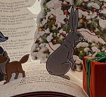 Christmas scene by Beverley Goodwin
